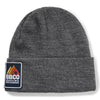 Eco Essentials Beanie BBCo BBCOPOL003 Beanies One Size / Grey Marle