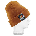 BBCo | Essentials Beanie | Fisherman Beanie | Knitted Hat | Sand