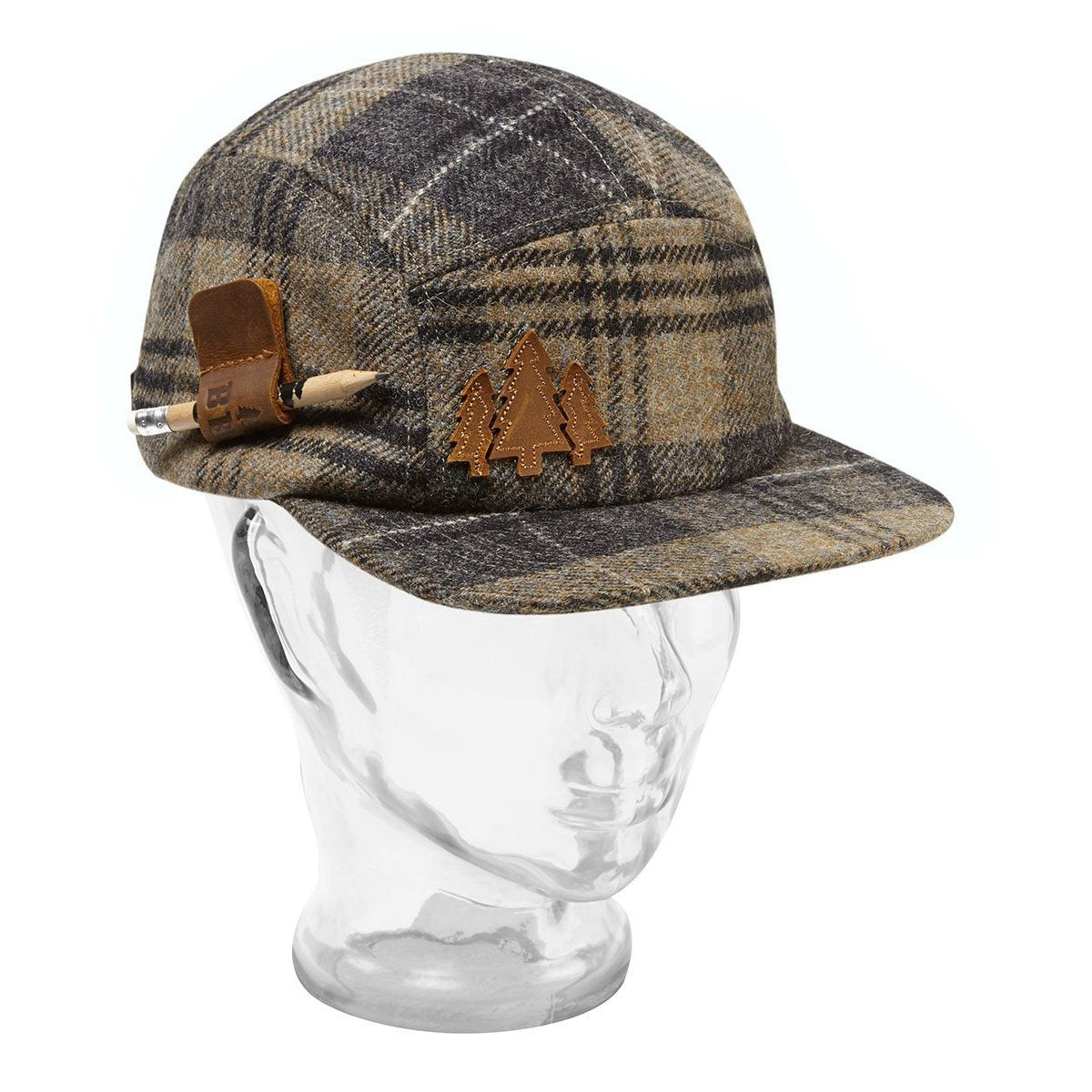 Holster Tweed Wool Cap