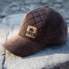 BBCORABR01, BBCo, Ranger Padded Cap, Brown, 6 Panel Cap | Corduroy Cap
