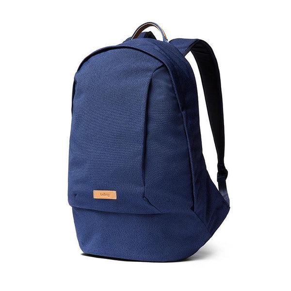 Bellroy | Classic Backpack | Stylish Laptop Backpack | Urban Backpack, BCBB-IBL-202, Ink Blue