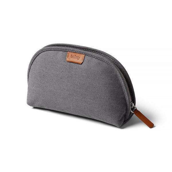 Bellroy | Classic Pouch | EDC Pouch | Travel Washbag | Organiser Pouch, ECPA-MGR-203, Mid Grey