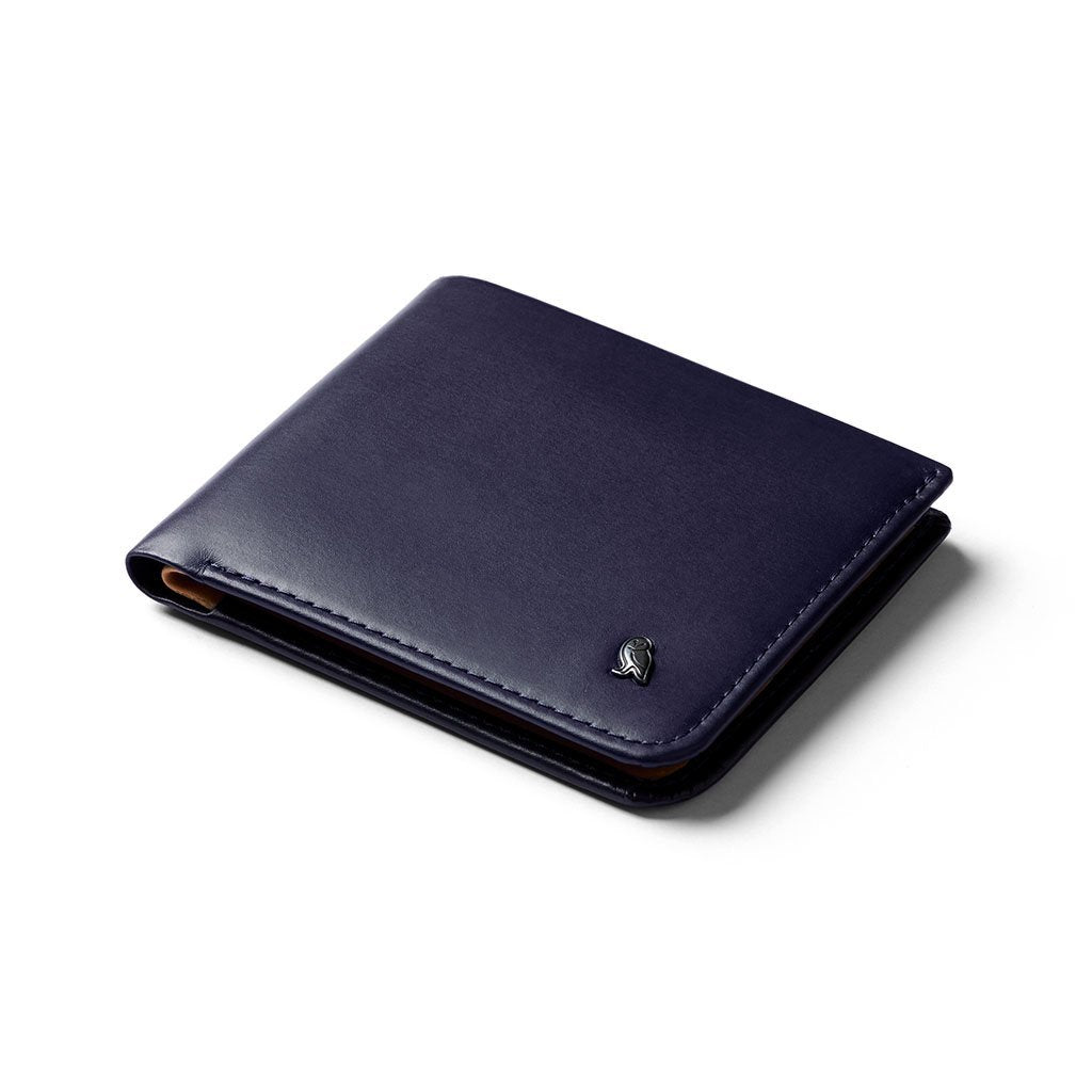 Bellroy | Hide & Seek RFID | RFID Blocking Wallet | Bifold Wallet, WHSE-NAV-301, Navy