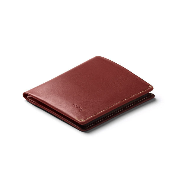 Note Sleeve - RFID Bellroy WNSC-REA-311 Wallets & Card Holders One Size / Red Earth