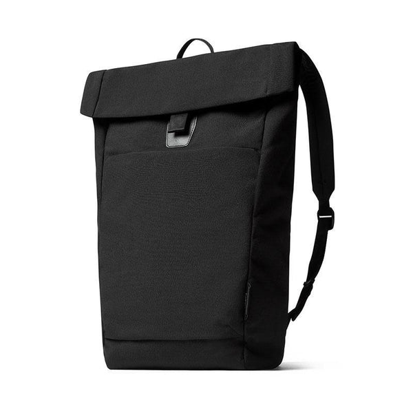 Bellroy | Studio Backpack | Slim Laptop Backpack | Commuter Backpack, BSDA-BLK-202, Black