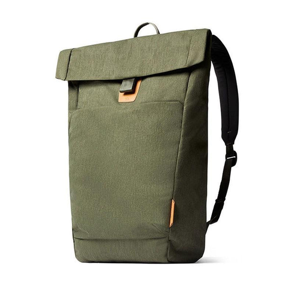 Bellroy | Studio Backpack | Slim Laptop Backpack | Commuter Backpack, BSDA-OLI-206, Olive
