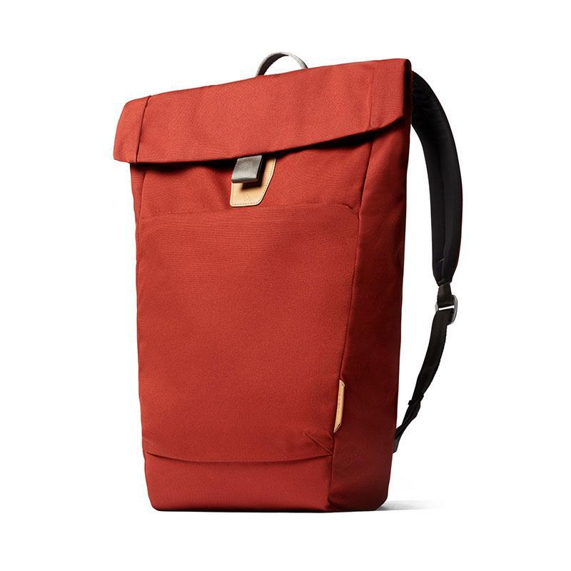Bellroy | Studio Backpack | Slim Laptop Backpack | Commuter Backpack, BSDA-ROC-203, Red Ochre