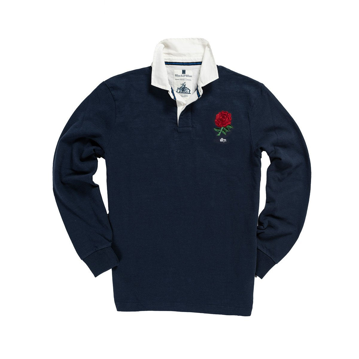 England 1871 Away Rugby Shirt