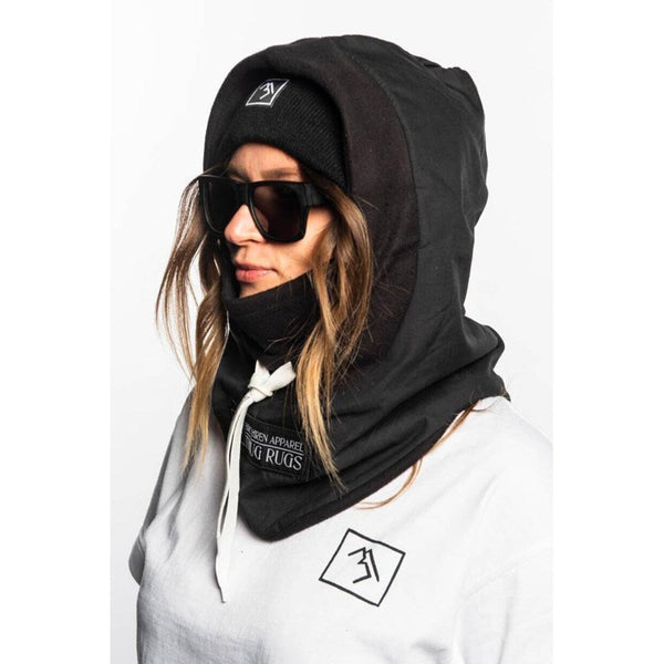 Druid Hood | Undercover Brethren Apparel 5060615530083 Druid Hoods One Size / Black