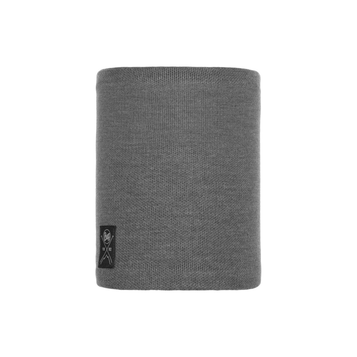 113560.937, Buff, Knitted & Polar Neckwarmer Neo Grey, Neo Grey, Neck Tube | Fleece Snood