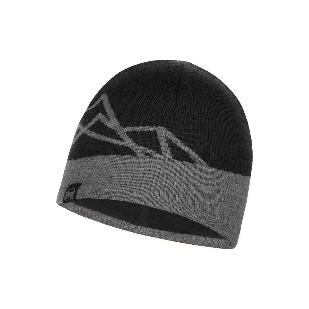 117859.999, Buff, Knitted & Polar Hat Yost Black, Yost Black, Beanies for Men | Knitted Beanie