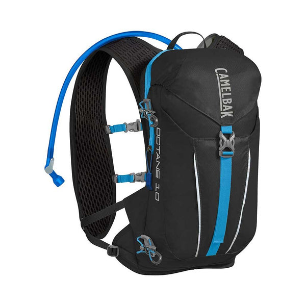 Octane 10 CamelBak 1437001000 Hydration Packs 2L / Black/Atomic Blue