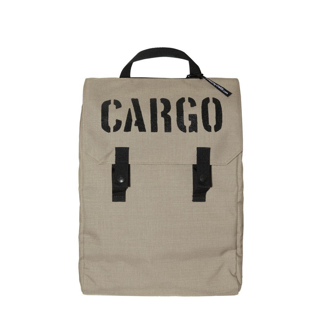 CARGO by OWEE | Durable Cordura EDC Laptop Backpack | Vintage Gold