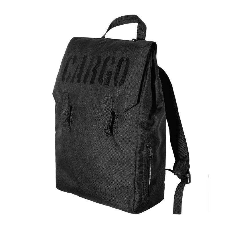 CARGO by OWEE | Cordura Backpack | Durable EDC Backpack - Black