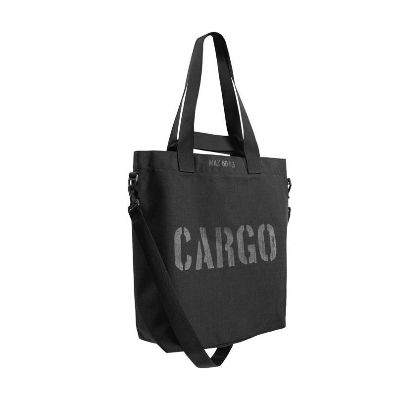 CARGO by OWEE | Cargo Tote Bag | Strong Tote Bag for Everyday Use - Black