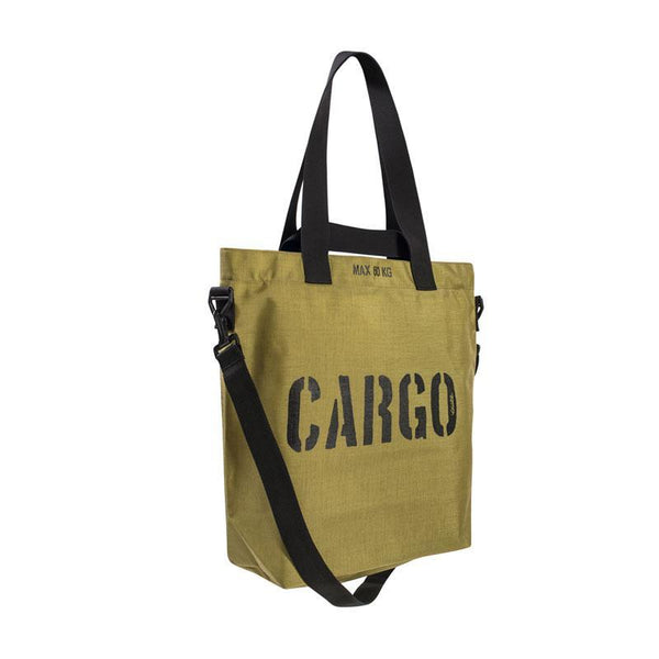 CARGO by OWEE | Cargo Tote Bag | Strong Tote Bag for Everyday Use - Coyote Brown