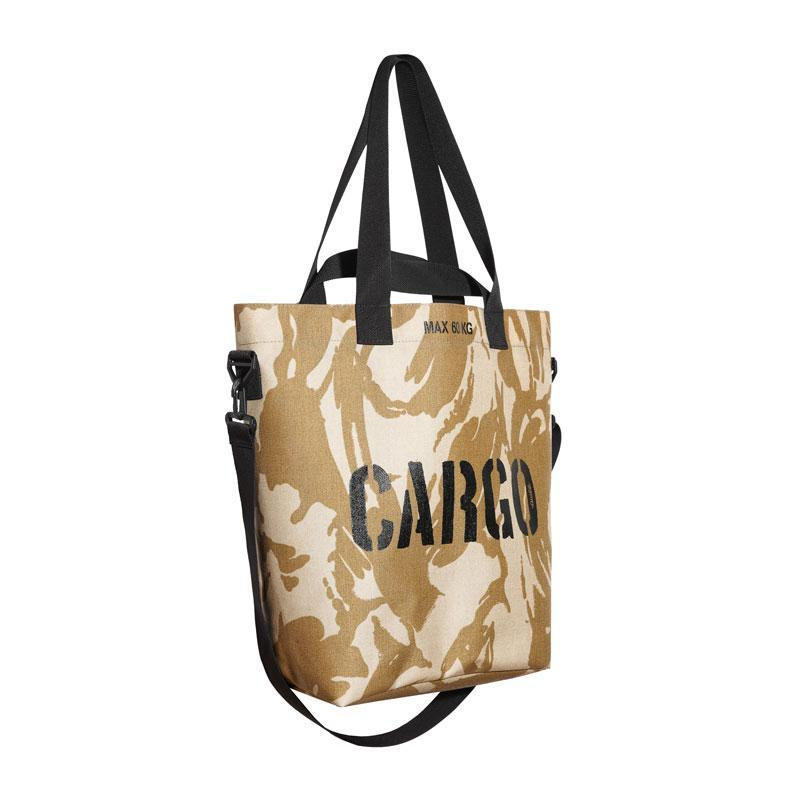 CARGO by OWEE | Cargo Tote Bag | Strong Tote Bag for Everyday Use - Desert Camo