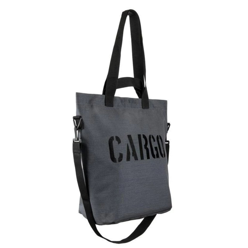 CARGO by OWEE | Cargo Tote Bag | Strong Tote Bag for Everyday Use - Grey