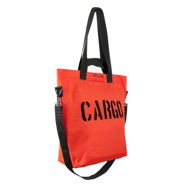 CARGO by OWEE | Cargo Tote Bag | Strong Tote Bag for Everyday Use - Orange