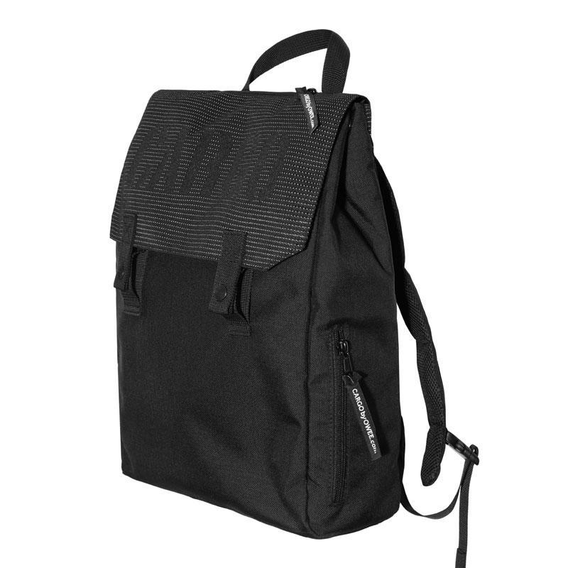CARGO by OWEE | Reflective Backpack | Everyday Cordura Backpack - Black