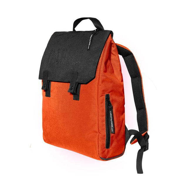 CARGO by OWEE | Reflective Backpack | Everyday Cordura Backpack - Orange