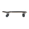 "CX Raw 28.25"" Spectra Complete Carver Skateboards C1012011071 Skateboards 28.25"" / Black/Orange/Natural"