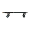 "CX Raw 29.25"" CI Pod Mod Complete Carver Skateboards C1012011026 Skateboards 29.25"" / Black/White"