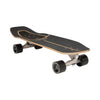 "CX Raw 30.75"" CI Flyer Complete Carver Skateboards C1012011027 Skateboards 30.75"" / Black/White"