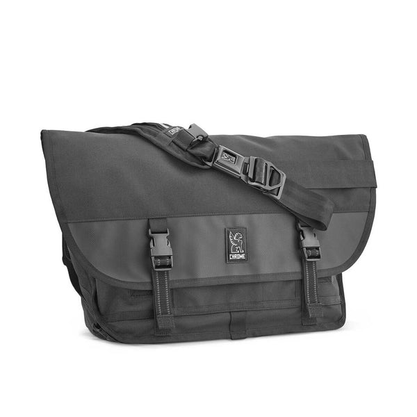 Citizen Messenger Bag Chrome Industries BG-002-ALLB Bags - Messenger Bags 26L / All Black