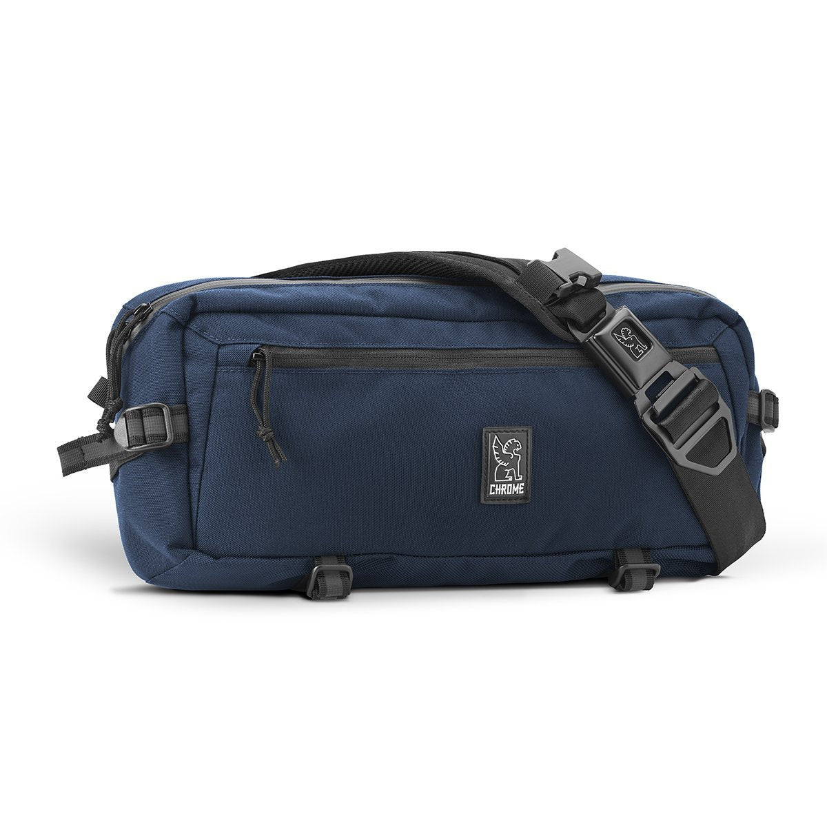 BG-196-NBAM, Chrome Industries, Kadet Nylon Sling Bag, Navy Aluminium, Sling Backpack
