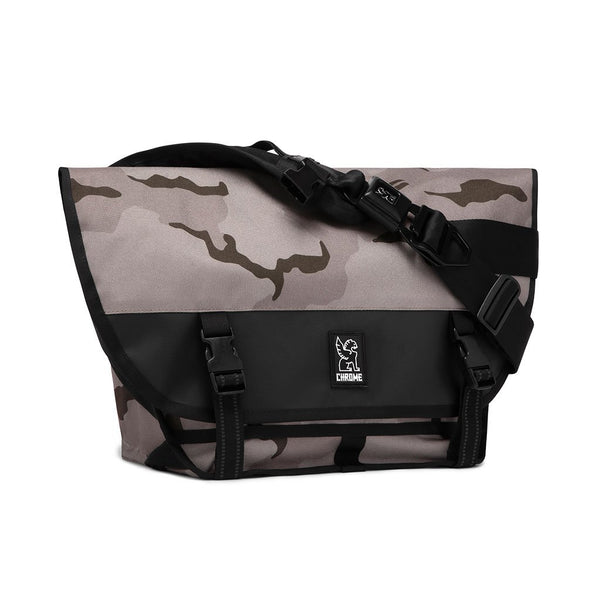 Mini Metro Messenger Bag Chrome Industries BG-001-DSRT Messenger Bags 20.5L / Desert Camo