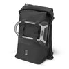 Urban Ex Rolltop 18L Backpack Chrome Industries BG-217-BKBK Bags - Backpacks One Size / Black / Black