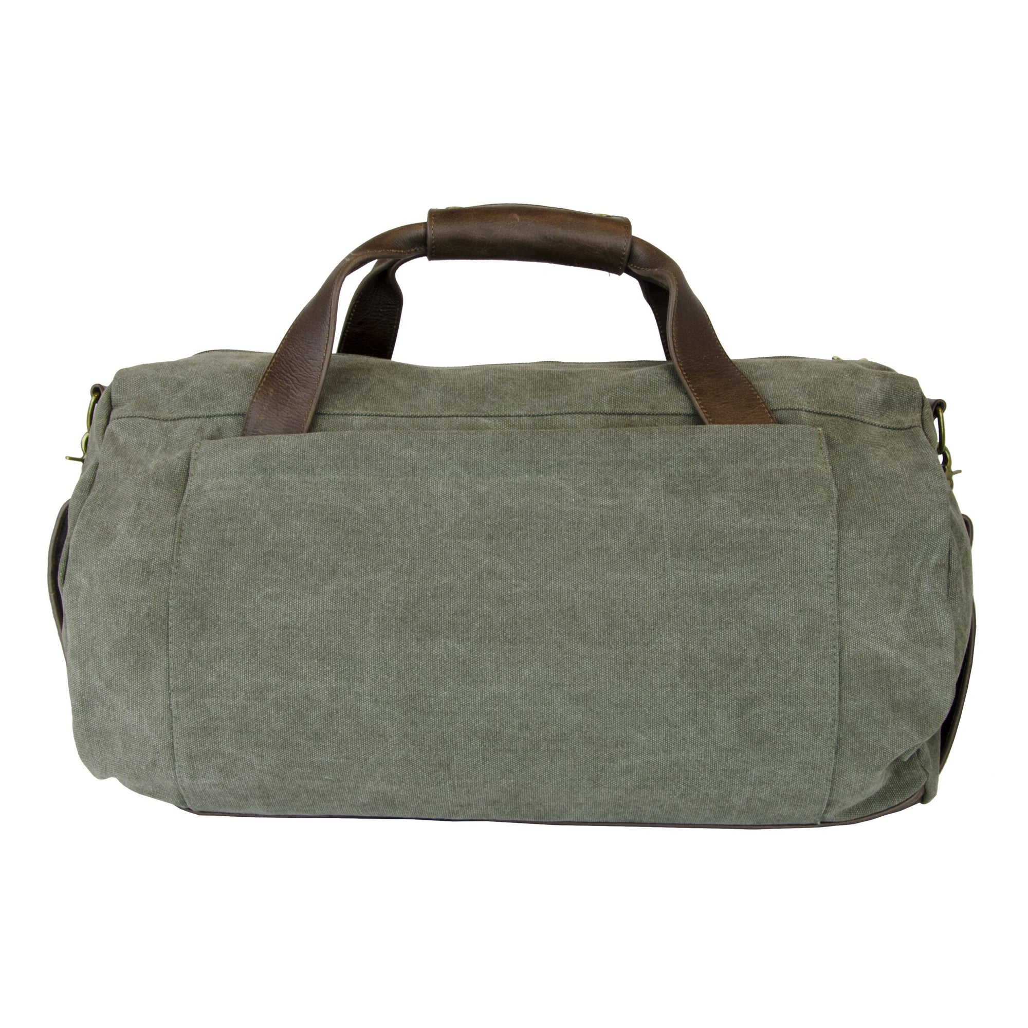 FIDIR » Canvas Duffle Bag - Travel Duffle Bag - Weekend Duffle Bag