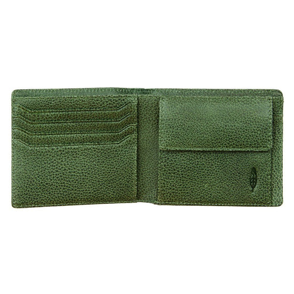 Leather Wallet FIDIR Wallet