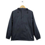 FIDIR | Packable Waterproof | Lightweight Rain Jacket | Windbreaker | Navy