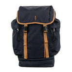 FIDIR | Rucksack | Weekender Backpack | Top Load Travel Backpack | Navy