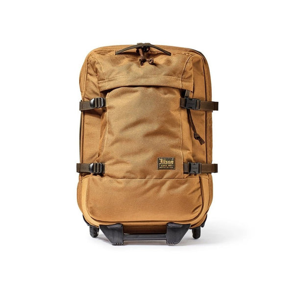 Dryden 2-Wheeled Carry-On Bag Filson 20047728-WHK Bags - Travel Bags One Size / Whiskey