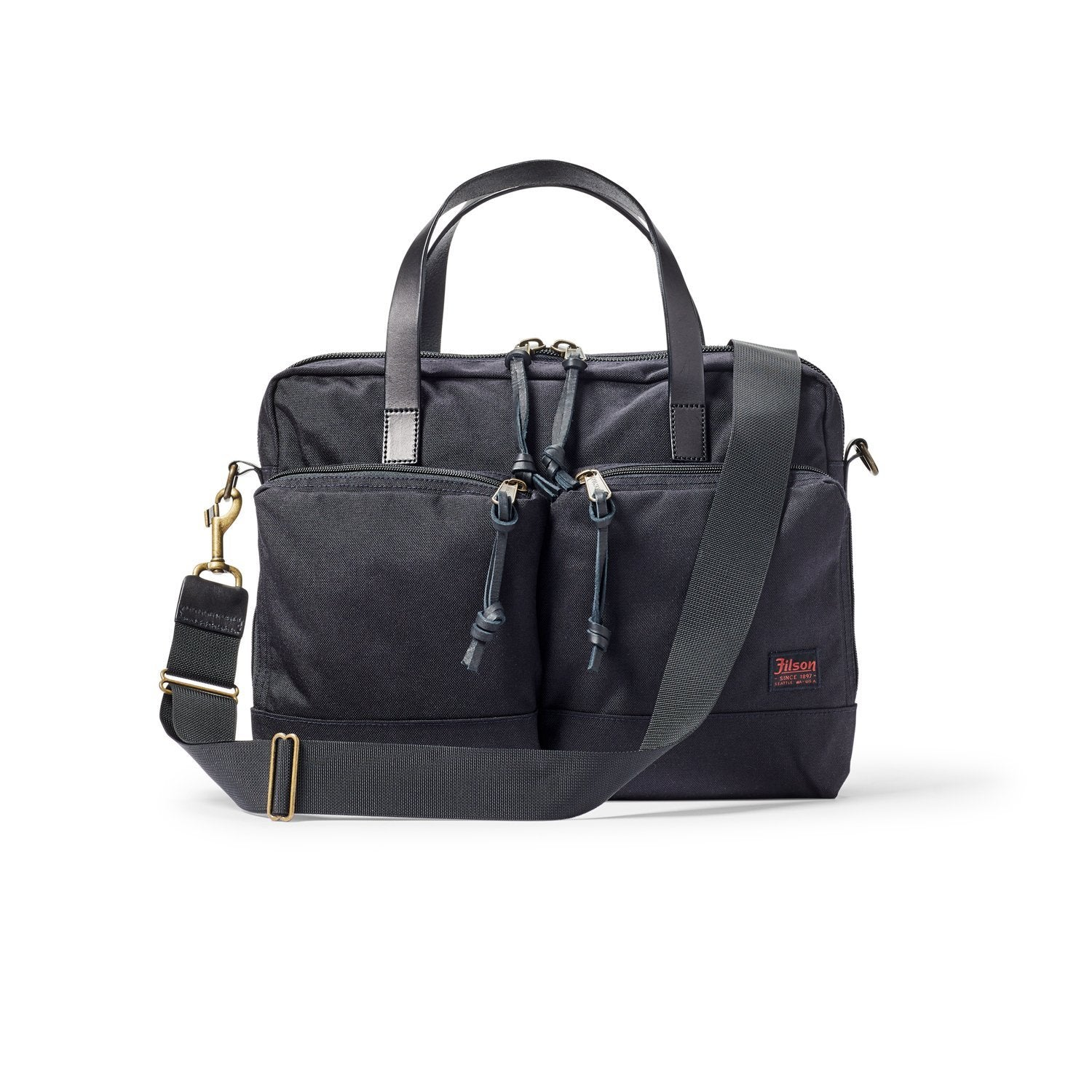 Filson | Dryden Briefcase | Laptop Briefcase | Navy