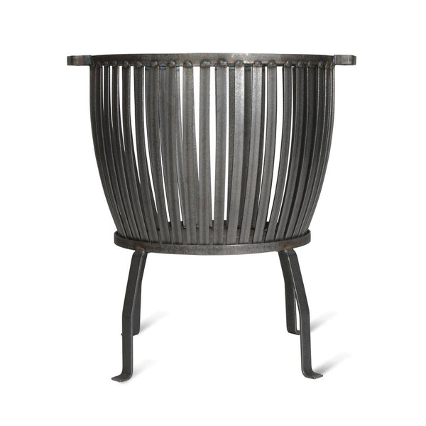 Barrington Fire Pit | Large Garden Trading FPST01 Firepits Large / Metal