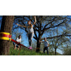 13846, Gibbon, Classicline Red Treepro, Red, Slackline Kit