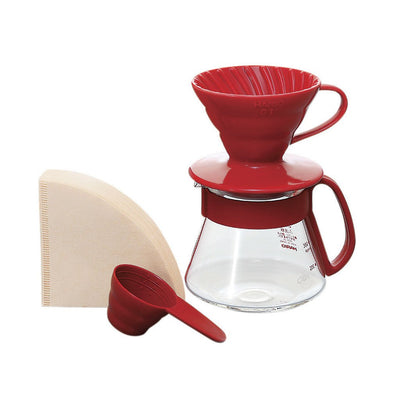 V60 Ceramic Pour Over Set 01