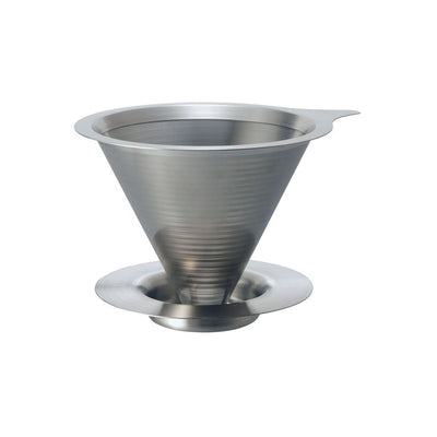 V60 Metal Filter Dripper 01
