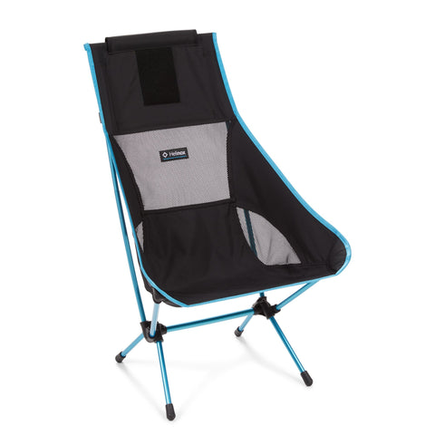 Helinox  Chair Two  Foldable Chair  Mesh Chair  Black