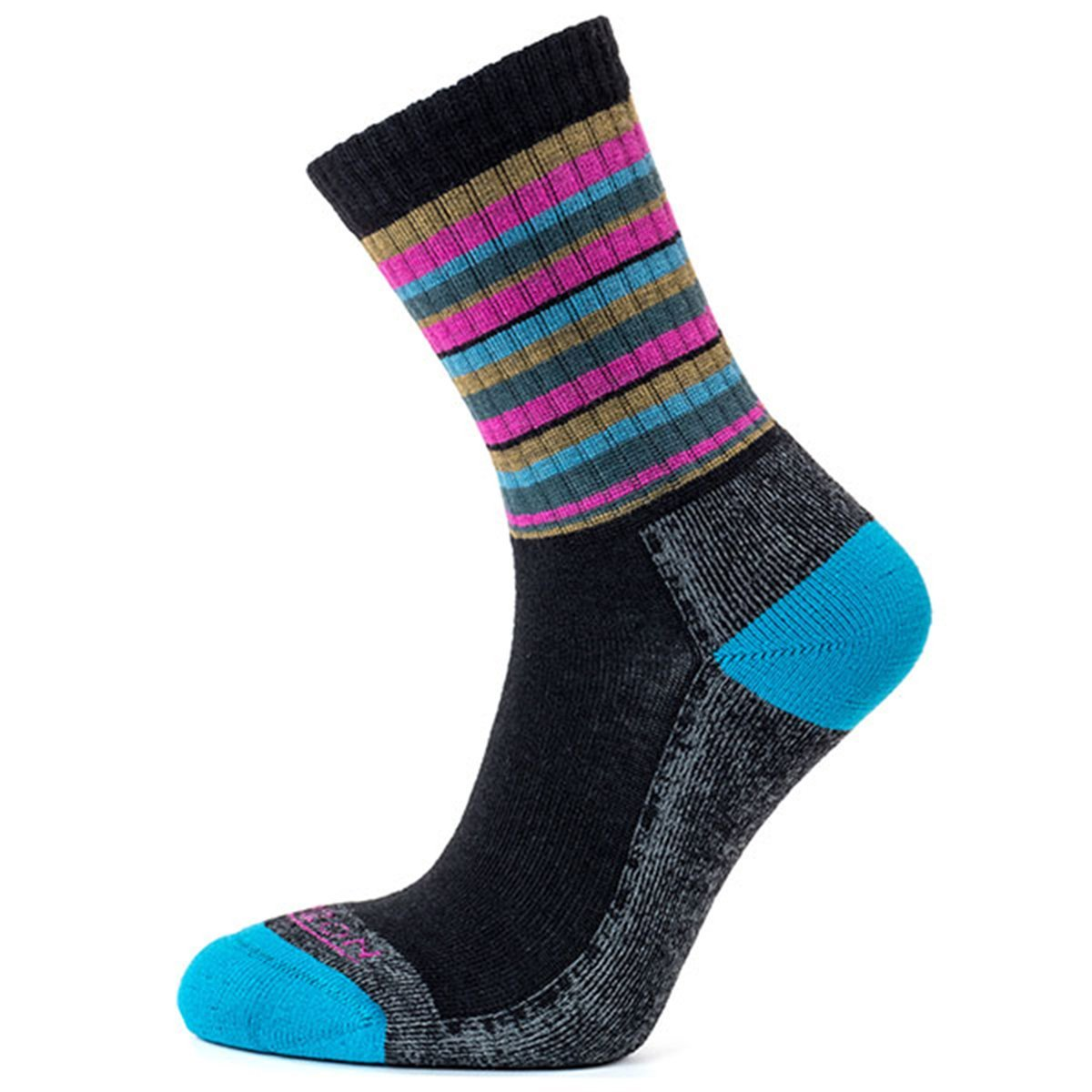 Horizon Socks » Premium Micro Crew | Women's Light Hiking Sock