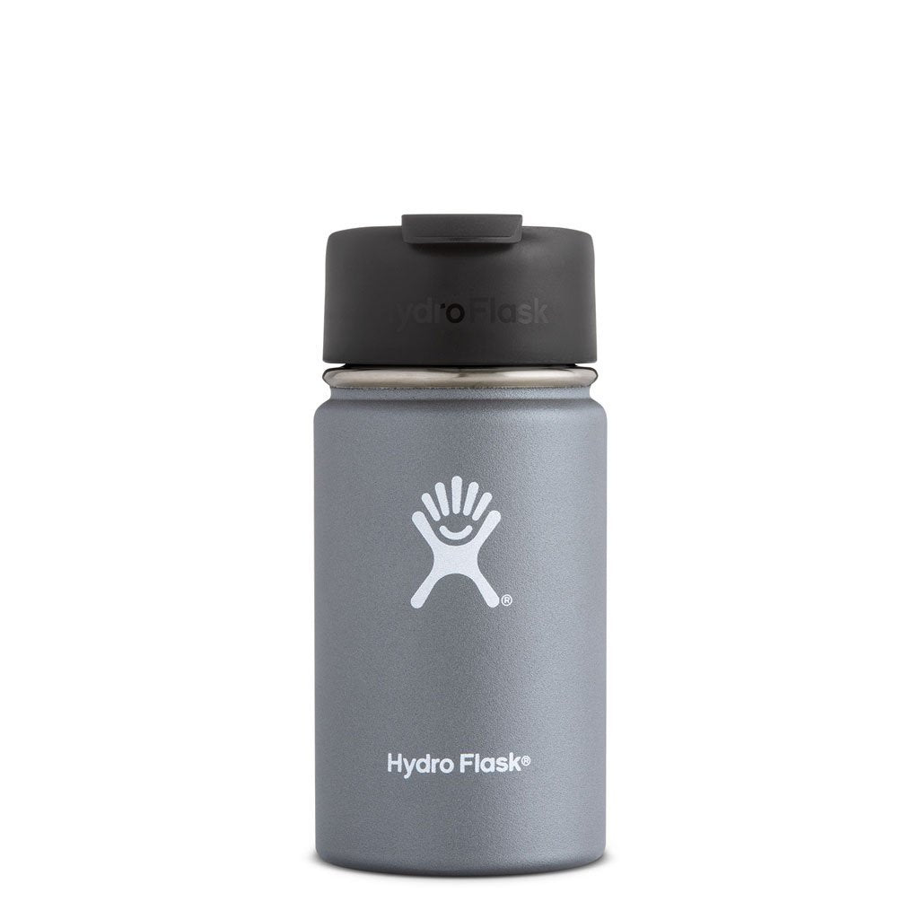 Hydro Flask | Coffee Flask 12 oz, W12FP050, Insulated Tea Flask | Graphite