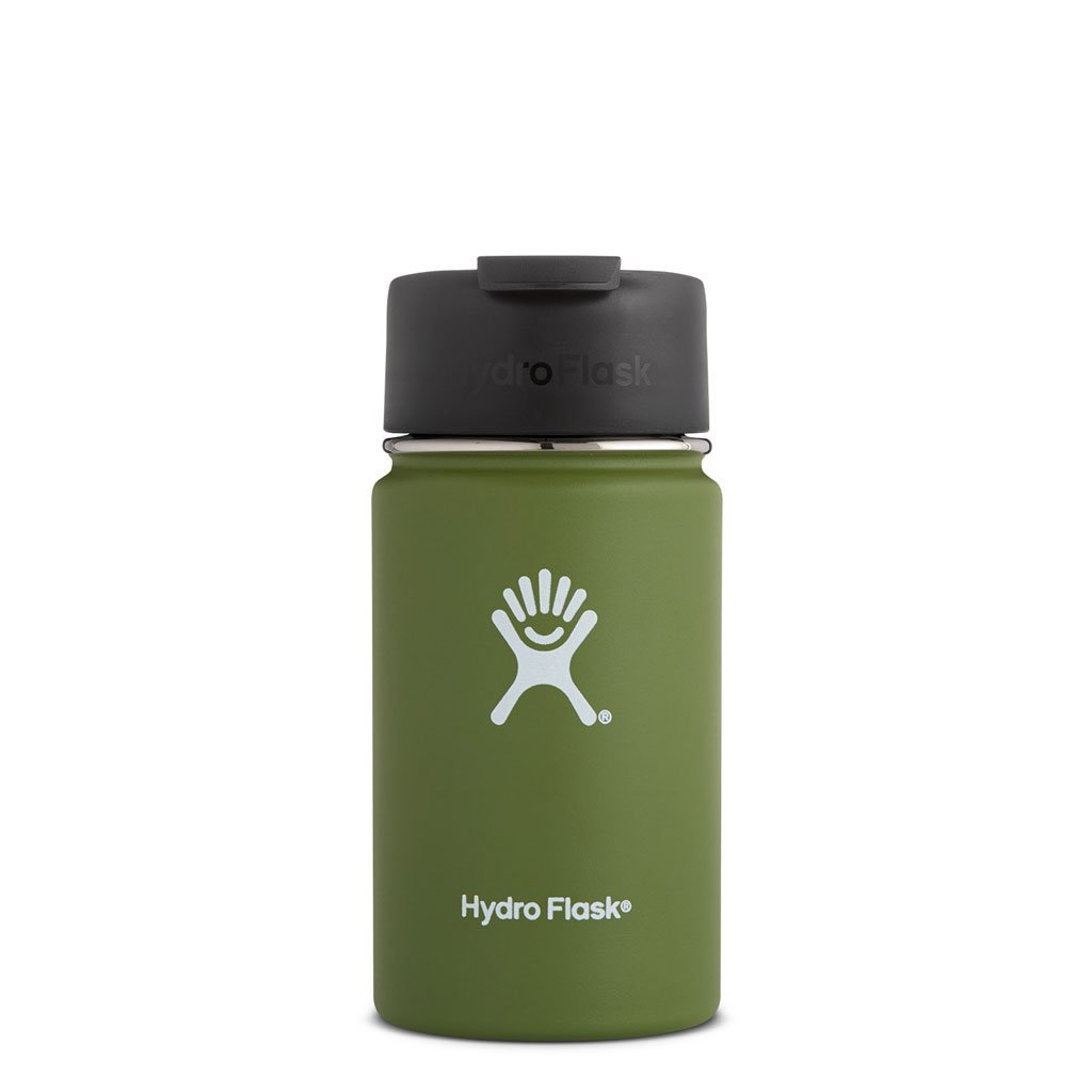 Hydro Flask | Coffee Flask 12 oz | Insulated Tea Flask | Olive Green