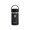 Hydro Flask | Coffee Flask 12 oz with Flex Sip Lid | Black