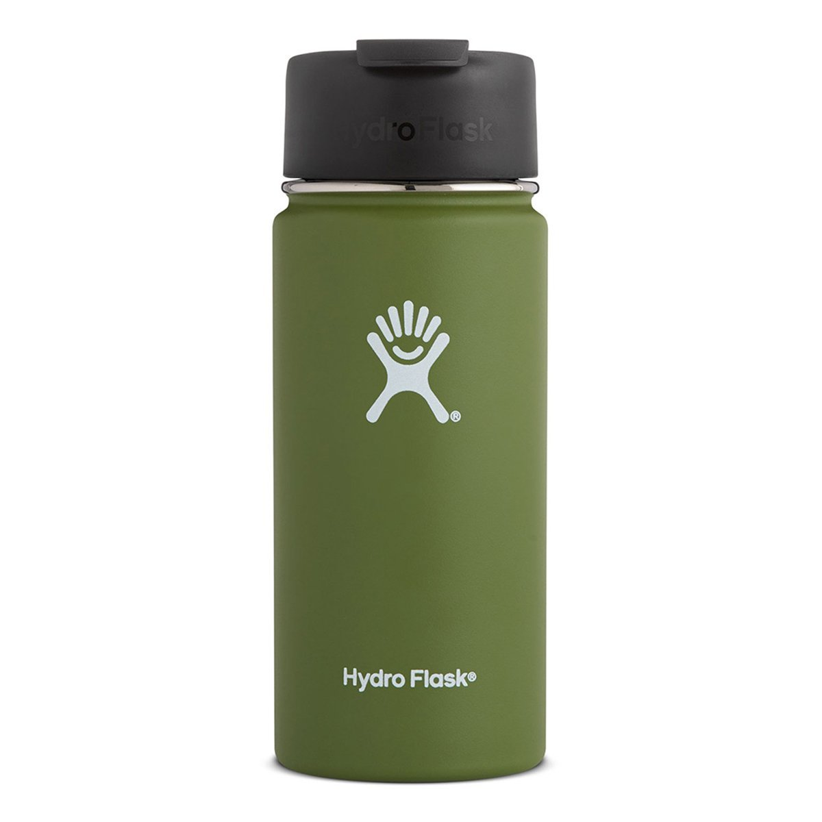 Hydro Flask - Coffee Flask 16 oz - Tea Flask, Vacuum Flask - Olive