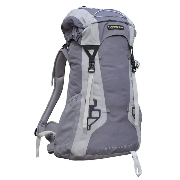 Lightwave » Fastpack 30 Rucksack - Ultra-lightweight Hiking Backpack