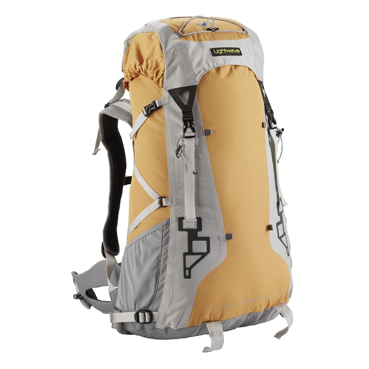 Lightwave » Fastpack 40 Rucksack - Ultra-lightweight Hiking Backpack
